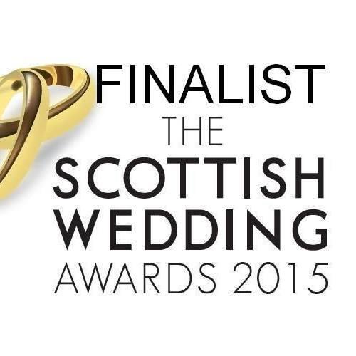 Finalists! Scottish Wedding Awards 2015