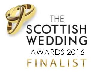 Finalists! Scottish Wedding Awards 2016